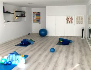 Pilates classes spain
